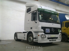 ACTROS SPACE CAB
